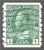 Canada Scott 125 Used VF