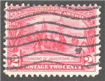 United States Scott 329 Used
