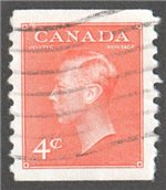 Canada Scott 310 Used VF