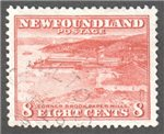 Newfoundland Scott 209 Used VF
