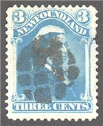 Newfoundland Scott 49 Used VF