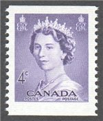 Canada Scott 328as MNH