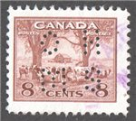 Canada Scott O256 Used VF