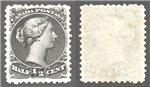 Canada Scott 21c Mint