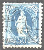 Switzerland Scott 86a Used