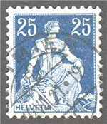 Switzerland Scott 133 Used