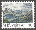 Switzerland Scott 1019 Used