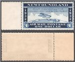 Newfoundland Wayzata Airmail MNH VF (P)