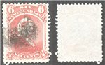 Newfoundland Scott 35a Used VF (P699)