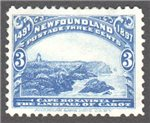 Newfoundland Scott 63 Mint VF