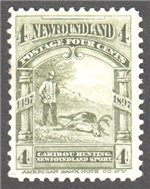 Newfoundland Scott 64 Mint VF