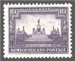 Newfoundland Scott 153 Mint VF (P13.5x13)