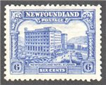 Newfoundland Scott 168 Mint VF (P13.8x13.5)