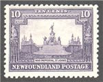 Newfoundland Scott 169 Mint VF (P13.8x13.5)