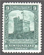 Newfoundland Scott 152 Mint VF (P13.9)
