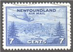 Newfoundland Scott C19 Used VF