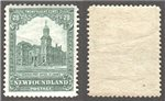 Newfoundland Scott 158 Mint VF (P14.2x14.2) (P)