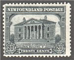 Newfoundland Scott 157 Mint F (P14.2x13.9)