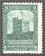 Newfoundland Scott 152 Mint F (P13.9x14.2)