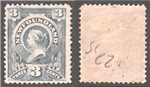 Newfoundland Scott 60i Mint VF (P)
