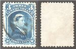 Newfoundland Scott 34 Used VF (P)