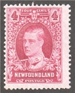Newfoundland Scott 175 Used F (P14x13.8)