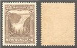Newfoundland Scott 182 MNH VF (P13.8x14) (P)