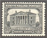 Newfoundland Scott 157 Mint VF (P13.5x13)