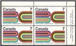 Canada Scott 552var MNH PB UR (A14-1)