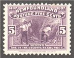Newfoundland Scott 65 Mint F
