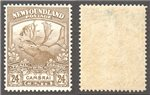 Newfoundland Scott 125 Mint VF (P13.9) (P)