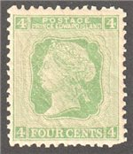 Prince Edward Island Scott 14i Mint VF