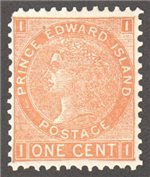Prince Edward Island Scott 11 Mint VF