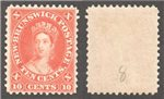 New Brunswick Scott 9 Mint VF (P)