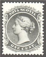 Nova Scotia Scott 8a Mint VF