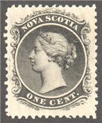 Nova Scotia Scott 8 Mint VF