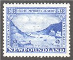 Newfoundland Scott 219 Mint VF