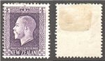 New Zealand Scott 151 Mint (P)