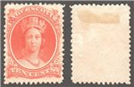 Nova Scotia Scott 12a Mint VF (P)