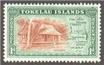 Tokelau Scott 2 Mint