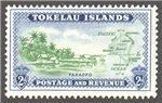 Tokelau Scott 3 Mint