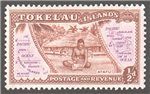 Tokelau Scott 1 Mint