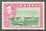 Fiji Scott 121 Mint