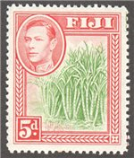 Fiji Scott 124 Mint