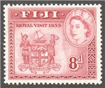 Fiji Scott 155 Mint