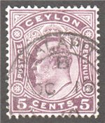 Ceylon Scott 197 Used