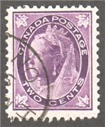 Canada Scott 68 Used VF