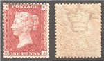 Great Britain Scott 33 Mint Plate 112 - KA (P)