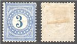 Switzerland Scott J3 Mint (P)