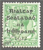 Ireland Scott 1 Used